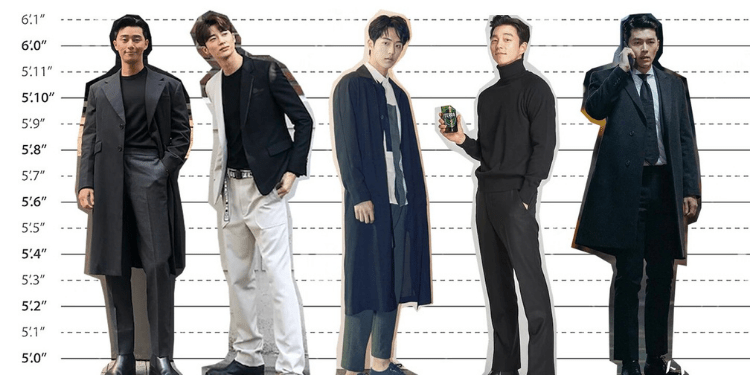 What Is The Average Height Of Koreans? 11